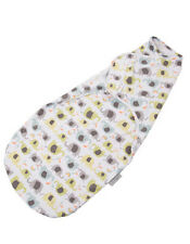 New Baby Nuroo Elephant Swaddle Blanket Swaddler Three Sizes in One 4 to 17 lbs