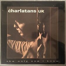 "CHARLATANS UK - The Only One I Know - 12"" Single (Vinyl LP) 2690-1-HD"