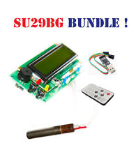 Arduino IDE compatible Geiger counter dosimeter /w LCD shield tube and USB