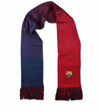 FC Barcelona Official Nike Acrylic Supporters Scarf
