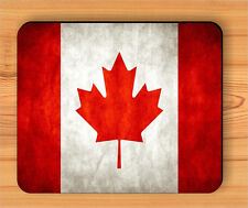FLAG CANADA COUNTRY MOUSE PAD -gdc5Z
