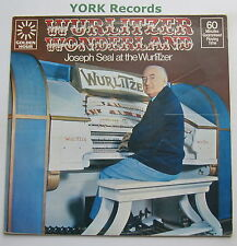 JOSEPH SEAL - Wurlitzer Wonderland - Excellent Con LP Record Golden Hour GH 609