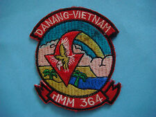 VIETNAM WAR PATCH, US MARINES HMM -364 DA NANG