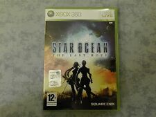 STAR OCEAN THE LAST HOPE - GDR JRPG - MICROSOFT XBOX 360 - ITALIANO - COMPLETO