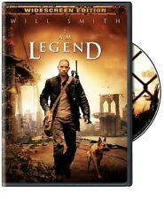 I Am Legend (DVD, 2008, WS) - New