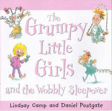 The Wobbly Sleepover (Grumpy Little Girls),GOOD Book