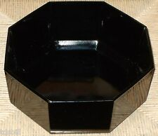 "Arcoroc France OCTIME BLACK Serving Bowl - Large 9"" x 4"""