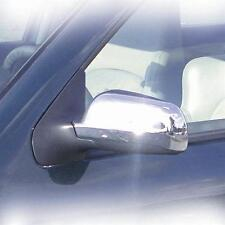 2 COQUE RETROVISEUR CHROME VW GOLF 4 PASSAT POLO SEAT LEON