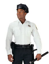 long sleeve uniform shirt police security law enforcement rothco 30000