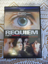 Requiem for a Dream (DVD, 2001, R-Rated; Sensormatic Security Tag) LN