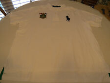 Polo Ralph Lauren 3XB BIG short sleeve shirt  Big Pony Men's Marine Supply 1967