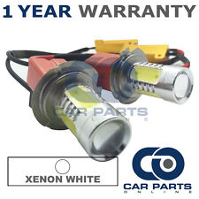 2X CANBUS XENON WHITE H7 CREE LED MAIN BEAM BULBS FOR FOR NISSAN PRIMERA QASHQAI
