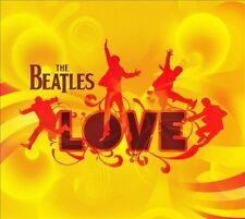 THE BEATLES Love REMIXED & REMASTERED 2xCD & DVD AUDIO 5.1 OOP NEW