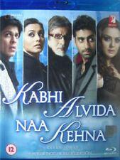 Kabhi Alvida Naa Kehna (Shahrukh Khan, Amitabh, Abhishek) - Bollywood Blu-Ray
