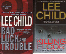 Partial Set Lot of 12 Jack Reacher Hardcovers by Lee Child Adventure #9-20