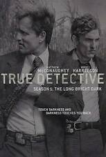 NEW!! True Detective: The Complete First Season (DVD, 2016, 3-Disc Set)