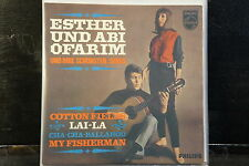 """Esther und Abi Ofarim - Und Ihre schönsten Songs (7""""EP)"""