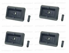 Set of 4 Jack Pads Plugs Covers for BMW E38 E39 525i 528i 540i M5 E53 X5