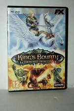 KING'S BOUNTY ARMORED PRINCESS GIOCO USATO PC DVD VERSIONE ITALIANA RS2 43405