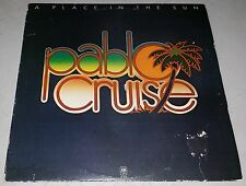 PABLO CRUISE - A Place In The Sun - Classic Rock Album / LP
