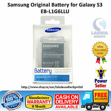 Original EB-L1G6LLU Battery for Samsung Galaxy S3 i9300- Brand new with warranty