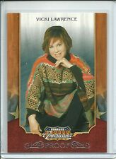 2009 Donruss Americana #38 Vicki Lawrence Silver Proof #'d 202/250