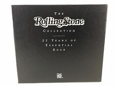 Time Life Rolling Stone Collection 25 Years Essential Rock 1967-92  7 CD Set Box