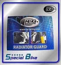 KAWASAKI ZX 10 R NINJA 2004   2005 PROTEZIONE RADIATORE ACQUA R&G RADIATOR GUARD