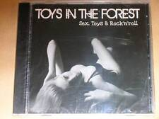 CD 6 TITRES / TOYS IN THE FOREST / SEX TOYS AND ROCK'N'ROLL / RARE / NEUF CELLO