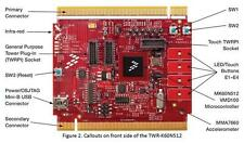 Freescale TWR-K60N512 Tower Evaluation Module Kinetis Cortex-M4 Microcontrollers