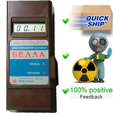 Bella una. Pripyat. Dosímetro / Radiómetro / Contador Geiger / detector de la...