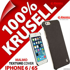 New Krusell Malmo Texture Cover Slim Protective Case for Apple iPhone 6 / 6S