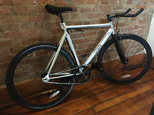 2015 State Bicycle Co - Undefeated 52cm road bike fixed gear SRAM  - Retail $945
