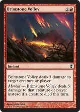 4x Raffica di Zolfo - Brimstone Volley MTG MAGIC CNS Conspiracy English