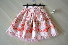 REDUCE PRICE - Metamorphose lolita Pink Blooming Garden Skirt