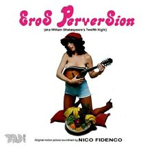 EROS PERVERSION - COMPLETE SCORE - LIMITED 500 - NICO FIDENCO