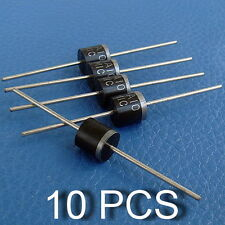10PCS  10A10 10 Amp 1000V 10A 1KV Axial Rectifier Diode USA Fast Shipping