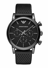 Authentic Emporio Armani AR 1737 Chronograph Men's Watch
