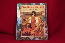 Brothers Grimm Fairy Tales, Illustrated by Greg Hildebrandt 1993