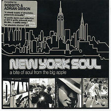 NEW YORK SOUL: BITE OF SOUL FROM THE BIG APPLE (5014797133792) NEW CD