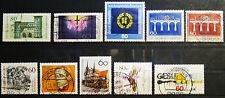 Briefmarken Bund 1984 Lot gestempelt  MichelNr. 1197-1232 Europa Orchideen