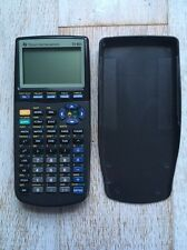 Vintage 1996 Texas Instruments TI-83 Graphing Calculator Gray!