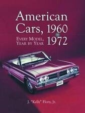 American Cars, 1960-1972: Every Model, Year by Year-ExLibrary