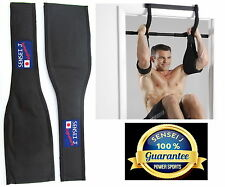 NEW Ab Slings/Straps 'ECLIPSE' Sensei J 17inch Long Straps, Chinning Bar Gym