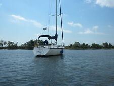 Sailboat, boat, Hunter, sloop, diesel, sail boat