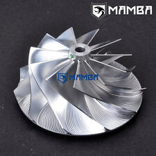 Turbo Billet Compressor Wheel For SUBARU WRX STI IHI RHFHB VF22 GTX 11+0