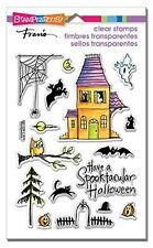 Stampendous Clear Stamp Set SSC1229 - Spooky House #587 -NEW!!