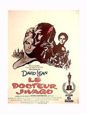 Affiche 60x80cm LE DOCTEUR JIVAGO /ZHIVAGO (1965) Omar Sharif, Julie Christie TB