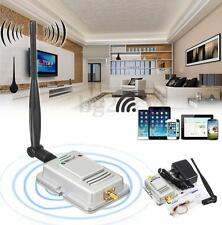 2W 2.4Ghz Wifi Wireless Broadband Amplifier Router Power Range Signal Booster