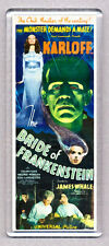 THE BRIDE OF FRANKENSTEIN movie large fridge magnet